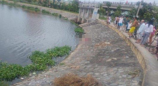 Nghệ An: Tìm người thân thi thể bé gái vớt lên từ hồ Cửa Nam