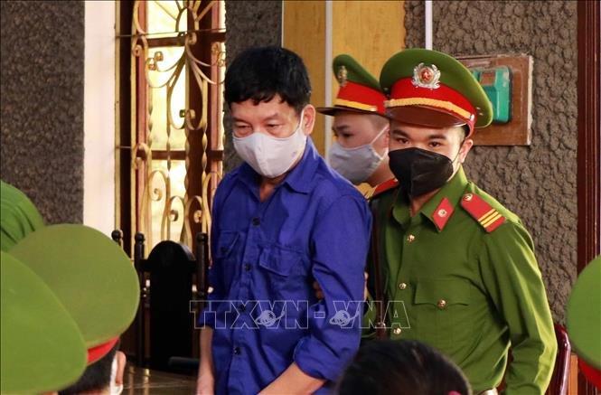 Vụ gian lận điểm thi tại Sơn La: Đề nghị mức án cao nhất từ 23 - 25 năm tù đối với các bị cáo