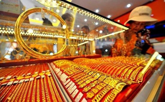 Giá vàng hôm nay 25/5/2020: Giá vàng SJC giảm 50.000 nghìn đồng/lượng