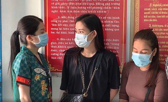 """Bà Rịa - Vũng Tàu: Kiểm tra hành chính, phát hiện 7 """"dân chơi"""" phê ma tuý tập thể"""