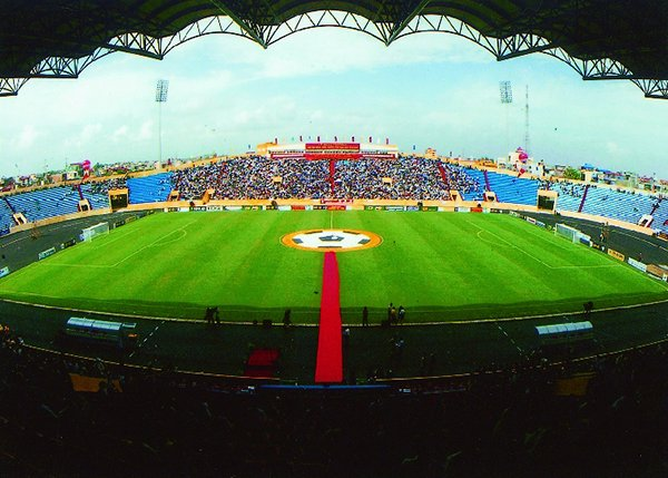 """Sân vận động Thiên Trường, nơi """"đông khán giả nhất thế giới"""""""