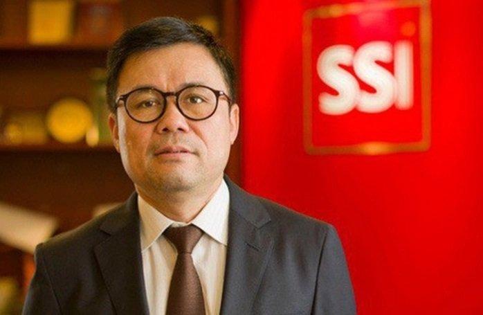 Ông Nguyễn Duy Hưng thôi làm Chủ tịch SSIAM