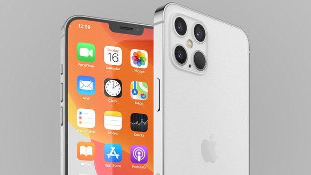 iPhone 12 dự kiến ra mắt chậm hơn kế hoạch, iPhone 13 lộ thiết kế đơn giản