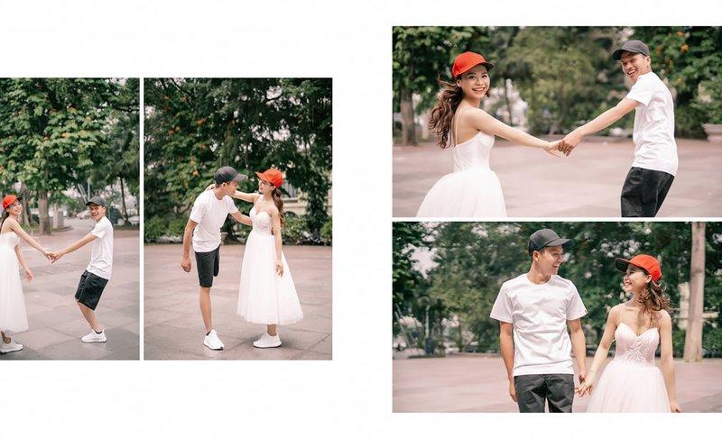 """Chuyện tình của cặp """"thiên thần"""" chỉ có hai chân dẫn nhau đến hạnh phúc"""