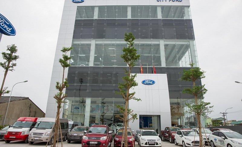 City Auto bị cục Thuế TP.HCM cưỡng chế hơn 4,4 tỷ đồng tiền thuế