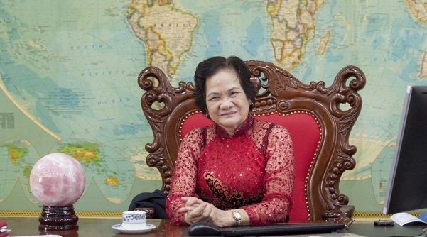 """Người đàn bà """"thép"""" đứng sau dự án bất động sản nghìn tỷ được chỉ định ở Thái Nguyên"""