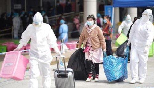 3 bệnh nhân nhiễm Covid-19 cuối cùng ở Vũ Hán được xuất viện