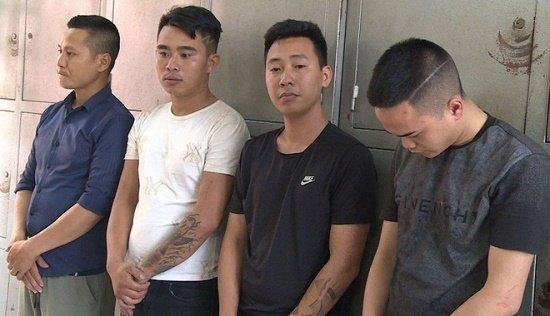 Lộ diện 4 gã trai trong đường dây mua bán, ép các cô gái phục vụ quán karaoke