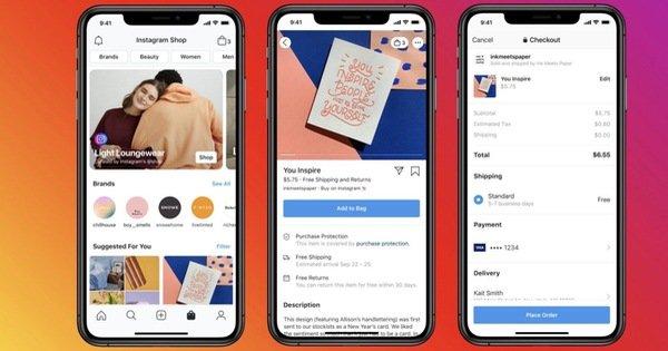 Facebook tung công cụ bán hàng trực tuyến, lấn sân thương mại điện tử