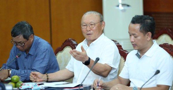 HLV Park: Thắng Malaysia, Việt Nam rộng cửa vào vòng loại thứ 3 World Cup 2022