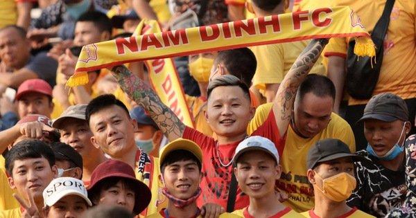 Nam Định - HAGL (hiệp 1) 0-0