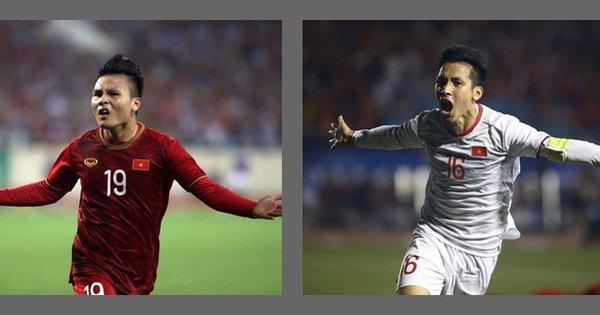 Trao giải Quả bóng vàng 2019: Quang Hải hay Hùng Dũng?