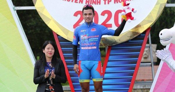 Tay đua Nguyễn Tấn Hoài níu kéo hi vọng