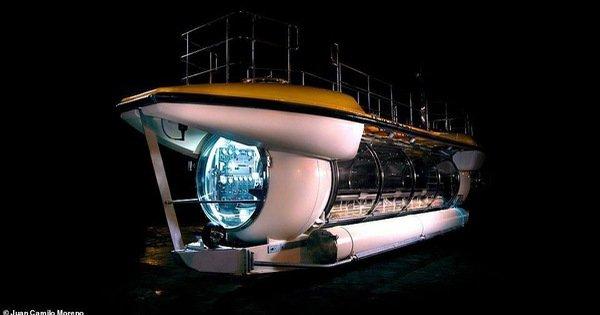 Tỉ phú Phạm Nhật Vượng mua tàu ngầm DeepView24 cho Vinpearl