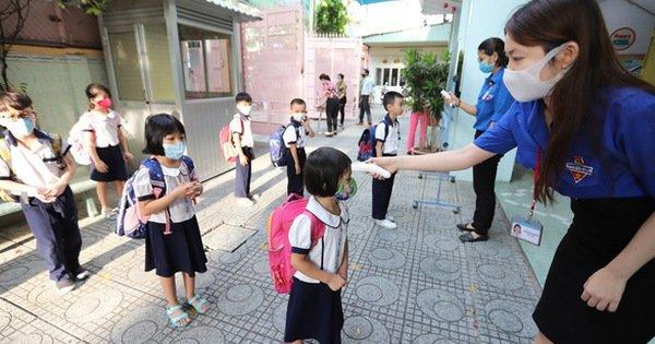 TP.HCM: Cho phép các trường thực hiện bán trú và mở lại căngtin