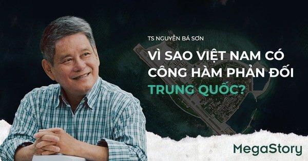 Vì sao Việt Nam có Công hàm phản đối Trung Quốc?