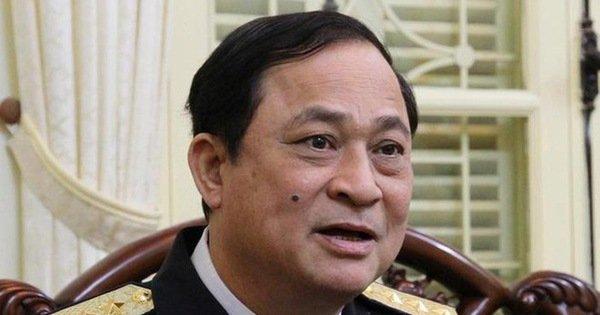 Ngày mai cựu thứ trưởng Bộ Quốc phòng Nguyễn Văn Hiến hầu tòa