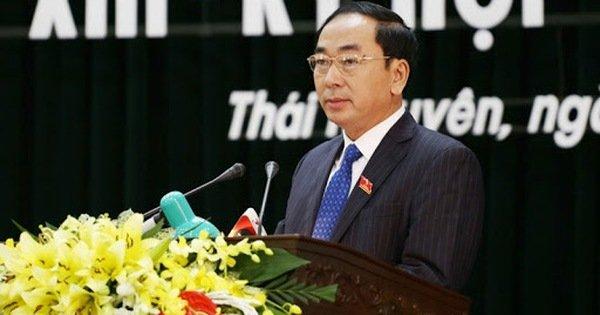 Bí thư Tỉnh ủy Thái Nguyên làm thứ trưởng Bộ Công an
