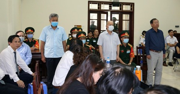 Cựu thứ trưởng Bộ Quốc phòng Nguyễn Văn Hiến lãnh 4 năm tù, Út 'trọc' 20 năm tù