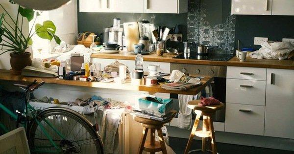 Vì sao dọn dẹp 'cho đã' rồi nhà cửa vẫn cứ lộn xộn?