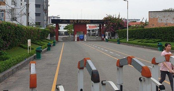 Giày da Huê Phong cho 2.000 công nhân nghỉ, chuyển cơ sở về Trà Vinh vì COVID-19
