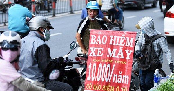 Bảo hiểm xe máy: Giảm thủ tục, tăng bồi thường