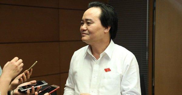 Bộ trường Phùng Xuân Nhạ: Chủ tịch tỉnh kiêm hiệu trưởng chỉ nên là giải pháp tình thế