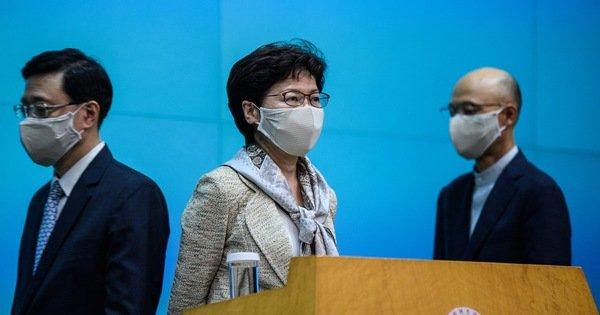 Trung Quốc có thể lập cơ quan an ninh ở  Hong Kong 'khi cần thiết'