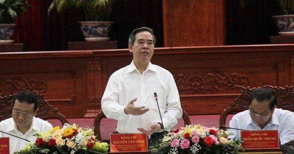 """Ông Nguyễn Văn Bình: Cần Thơ cần đặt trong """"trạng thái bình thường mới"""" để phát triển"""