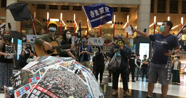 Gần 200 chính trị gia phản đối dự luật an ninh quốc gia tại Hong Kong của Trung Quốc