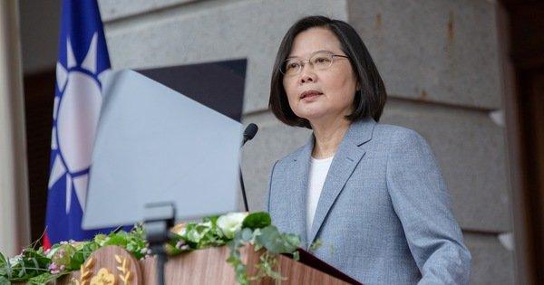 Lãnh đạo Đài Loan hứa tiếp tục ủng hộ người biểu tình Hong Kong