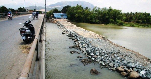 Khánh Hòa đối mặt nguy cơ thiếu đói do hạn mặn
