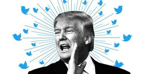 Đại chiến Trump - Twitter