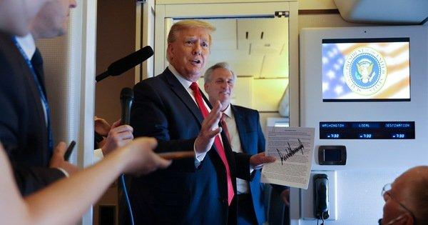 Ông Trump dời lịch họp G7, nói G7 'vô cùng lỗi thời' nên mời thêm các nước tham gia