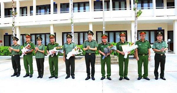 Vụ thu tiền 'bảo kê' ở Đồng Nai: bí thư tỉnh ủy gửi thư khen lực lượng công an