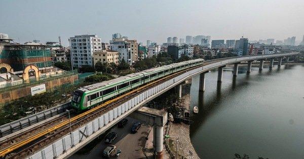 50 triệu USD không phải là chi phí tăng thêm của đường sắt Cát Linh