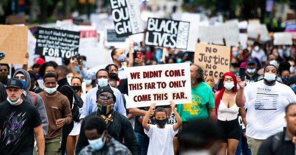 Trump gọi phong trào cánh tả Antifa ở Mỹ là 'khủng bố' vì liên quan biểu tình