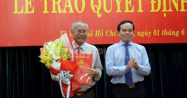 Bí thư Hóc Môn giữ chức Bí thư Đảng ủy Tổng công ty Công nghiệp In - Bao bì Liksin