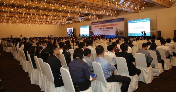 Sacombank tổ chức Đại hội đồng cổ đông thường niên trực tuyến