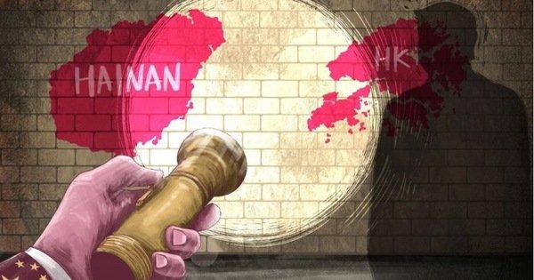 Trung Quốc công bố kế hoạch biến Hải Nam thành Hong Kong thứ hai