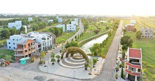 Dự án Làng Sen Việt Nam tăng tốc trở thành 'Khu đô thị kiểu mẫu' của khu Tây