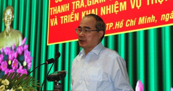 Bí thư Nguyễn Thiện Nhân đề nghị giám sát quy trình bổ nhiệm, luân chuyển cán bộ