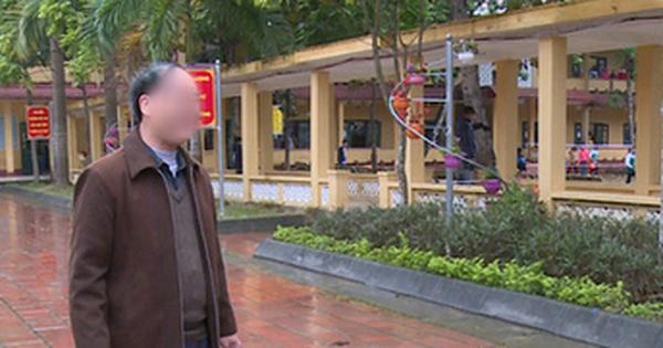 Một thầy giáo bị tố 'dâm ô' một số nam sinh