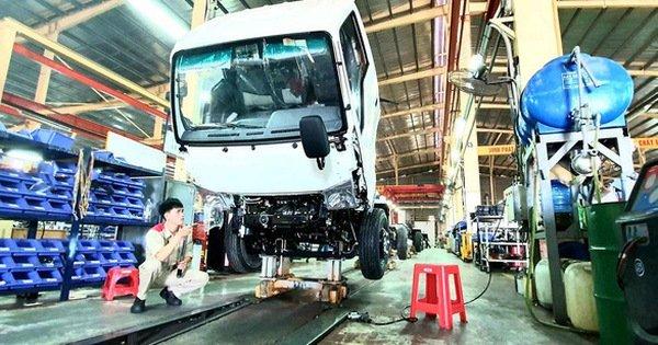 Bắt đầu lấy ý kiến về dự thảo giảm 50% lệ phí trước bạ ôtô sản xuất trong nước