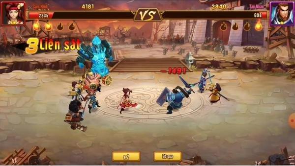 Tam Anh Thủ Thành - Game Tower Defense 3Q đầy độc lạ giữa rừng game Việt