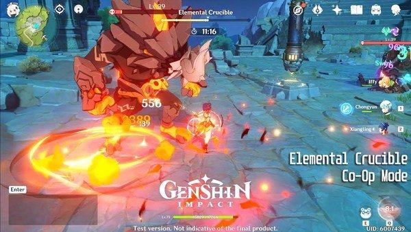 Genshin Impact tiếp tục gây sốt với sự kiện co-op mới
