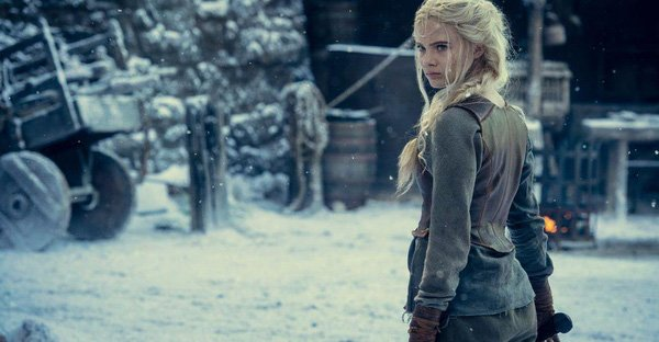 Những hình ảnh đầu tiên về bộ phim The Witcher Season 2