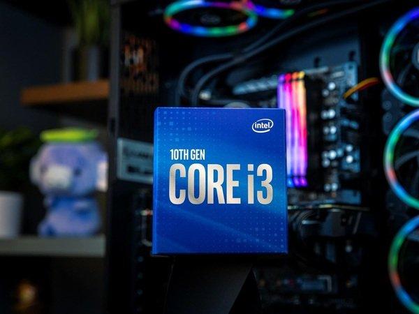 Intel âm thầm ra mắt Core i3-10100F nhằm soán ngôi AMD Ryzen 3 3300X trong phân khúc chip bình dân
