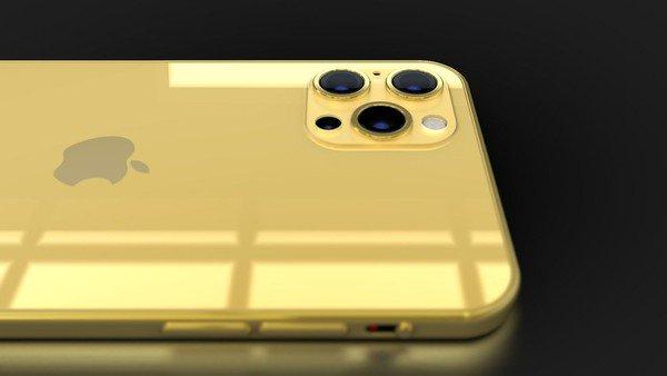 """iPhone 12 """"mạ vàng"""" - Phiên bản đặc biệt có CỦ SẠC sẽ về tay 1 trong 3 siêu Vip này, đầu tiên và duy nhất tại Việt Nam!"""