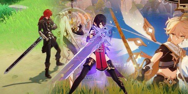 """[Genshin Impact] Hướng dẫn chế tạo vũ khí """"xịn xò"""" một cách cực kỳ đơn giản"""